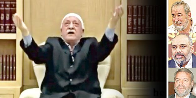 Gülen'e 'Tevbe et' çağrısı