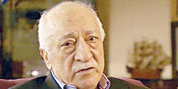 Gülen'in günah galerisi