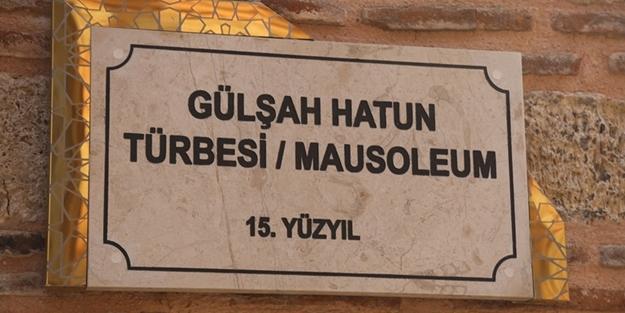 Gülşah Hatun Türbesi - Bursa