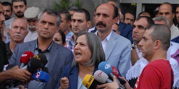 Kışanak ve Türk'e hapis şoku