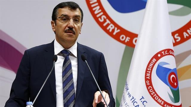Gümrük Bakanı Bülent Tüfenkci'den tüketiciye uyarı