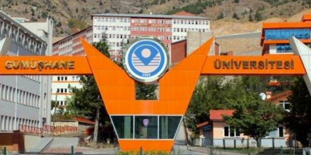 Gümüşhane Üniversitesi öğretim ve araştırma görevlisi alımı 2019 son dakika başvuru