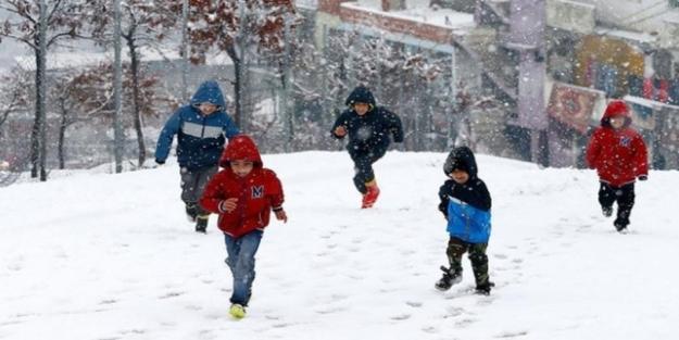 Gümüşhane'de yarın okullar tatil mi? 14 Şubat Kelkit, Köse, Kürtün, Şiran, Torul kar tatili