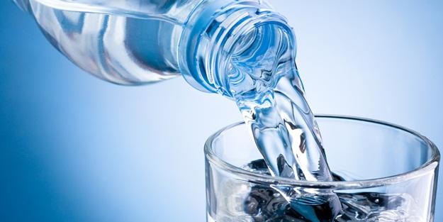 Günde en az 8 bardak su tüketin!