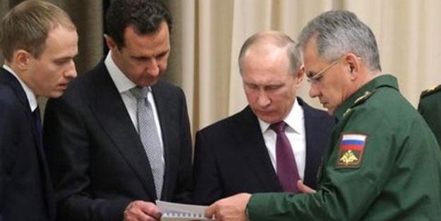 Gündeme bomba gibi düşen açıklama: Esed için Türkiye'yle savaşacak Rusya...