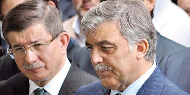 Gündeme bomba gibi düşen sözler: Abdullah Gül ve Ahmet Davutoğlu bunun için kolları sıvadı