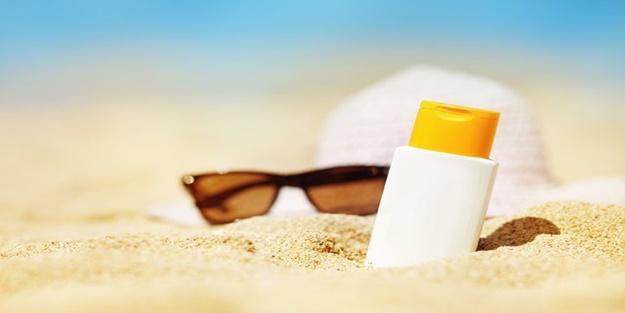Güneş yanığına yoğurt sürülür mü?