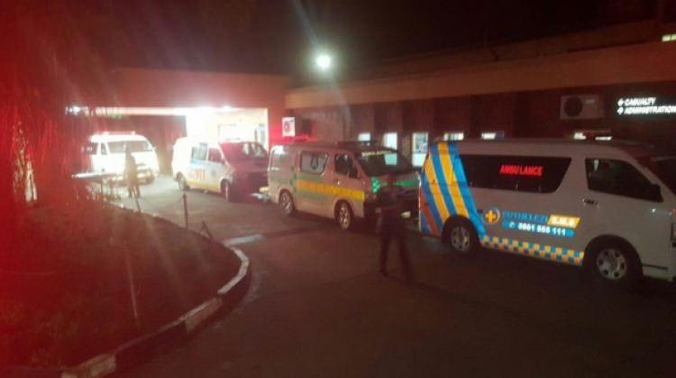Güney Afrika'da feci kaza!