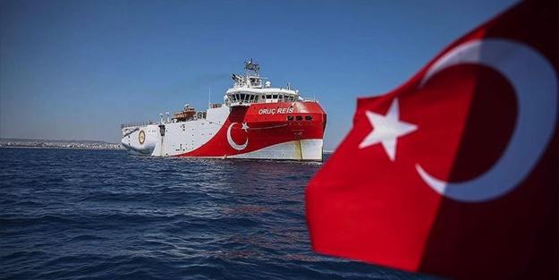 Güney Kıbrıs'tan Türkiye'ye küstah tehdit: Oruç Reis personelini tutuklama emri verdik