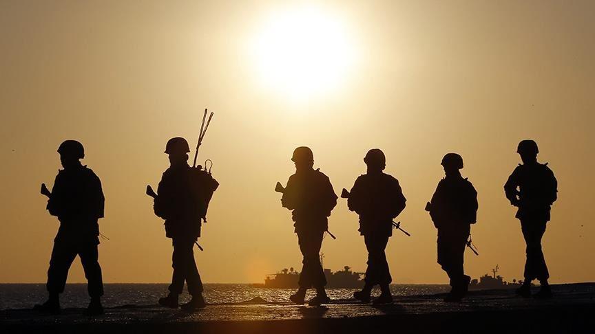 Güney Kore Hürmüz Boğazı'na asker gönderiyor