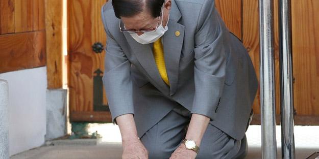 Güney Kore'deki vaka sayılarının üçte birinden sorumlu tutulan tarikat lideri hakkında flaş gelişme