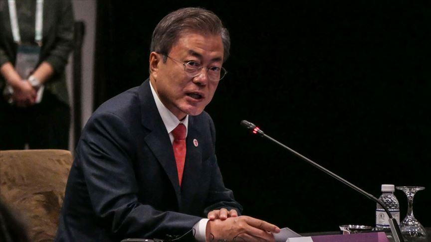 Güney Kore'den uluslararası topluma, Kuzey ile nükleer görüşmeleri sürdürme çağrısı