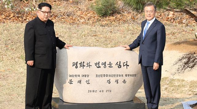 Güney Koreliler Kuzey Kore konusunda iyimser