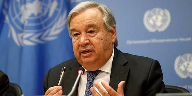 Guterres: 2. Dünya Savaşı'ndan beri en büyük küresel ekonomik krizle karşı karşıyayız