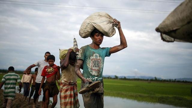 Guterres'ten Myanmar hükûmetine Arakan çağrısı