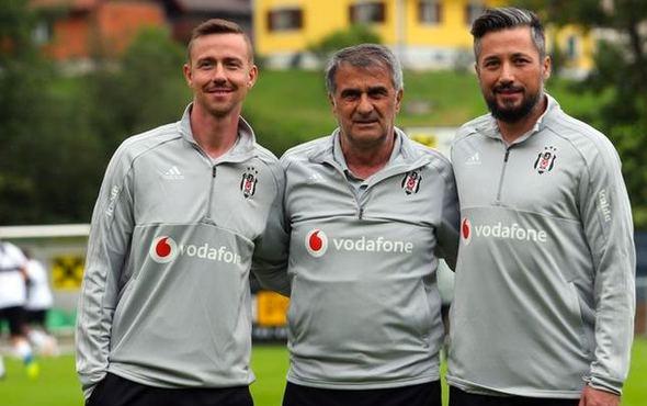 Guti Hernandez Beşiktaş'tan ayrılacak mı? Resmen açıkladı