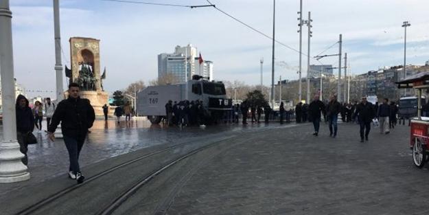 Güvenlik güçleri HDP'lileri yürütmedi