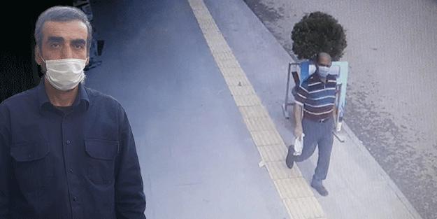Güvenlik kameralarını izleyerek iz sürdü... Tokat'ta alkışlanacak olay