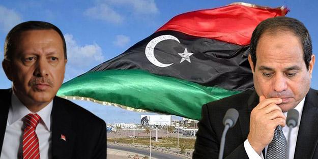 Güzergah belirlendi! Darbeci Sisi'nin Libya hamlesine karşı Türkiye'den Mısır planı