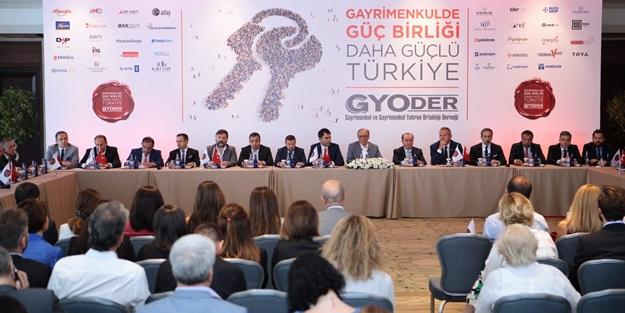 Gyoder'in konut kampanyası, ekonomide dinamizmi devam ettirmeyi hedefliyor