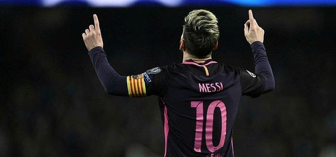 Real Madrid'den şok paylaşım! 'Hoş geldin Messi'