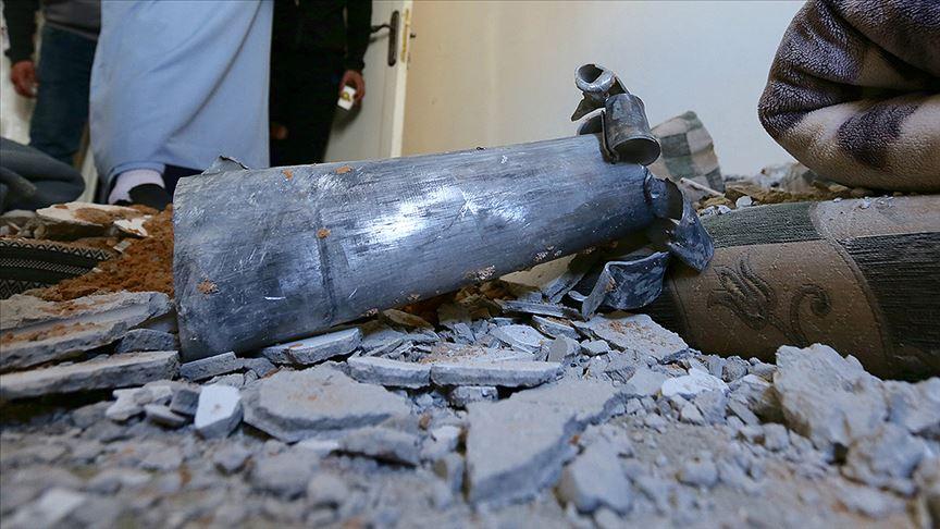 Hafter milislerinden Trablus'a roketli saldırı: 1 ölü, 2 yaralı