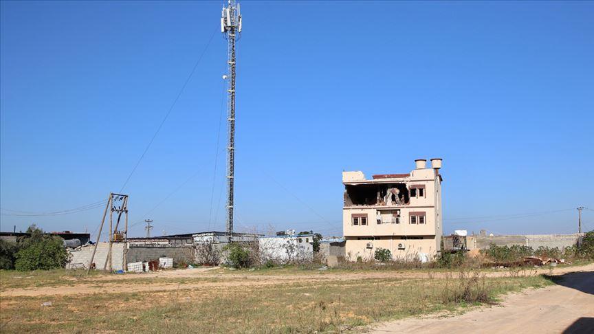 Hafter milislerinden Trablus'a roketli saldırı: 1 ölü