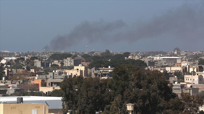 Hafter milislerinin Trablus'un güneyine saldırısında siviller öldü