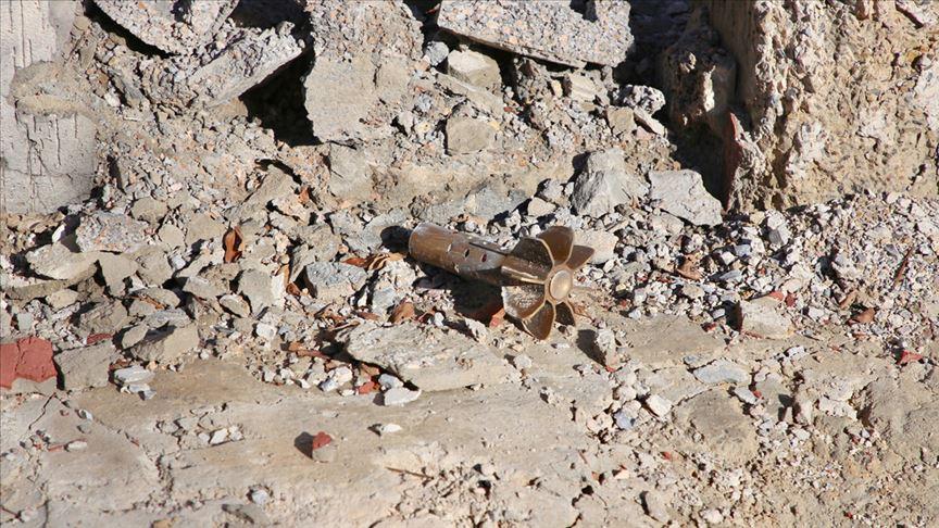 Hafter milislerinin Trablus'un yerleşim bölgelerine saldırılarında bir sivil öldü