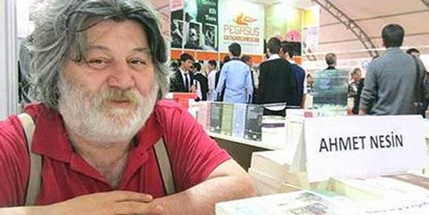 Hainlikte son nokta! Can Dündar'ın izindeki Ahmet Nesin'den Türkiye'ye alçak iftira