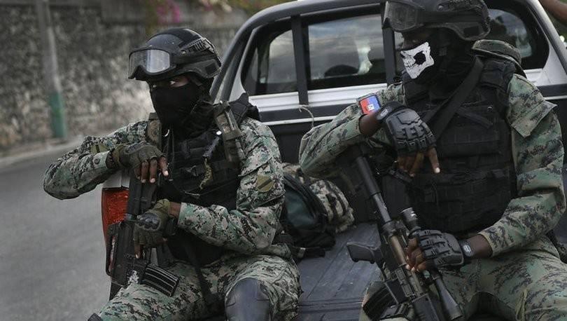 Haiti'de ABD'li 17 misyoner kaçırıldı