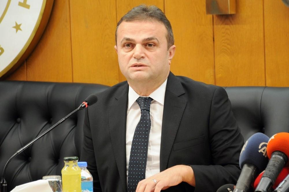 """HAK-İŞ Genel Başkanvekili Yıldız: """"32 bin yeni sağlıkçının işe alınmasını çok önemli buluyoruz"""""""