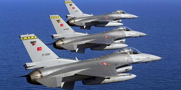 Türk F-16'ları ve tanker uçaklar Libya sahillerine uçtu! 'Daha önce görülmemiş bir operasyon başlayabilir'
