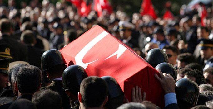 Hakkari şehidi Piyade Er Emre Karagöz, Ankara'da son yolculuğuna uğurlandı