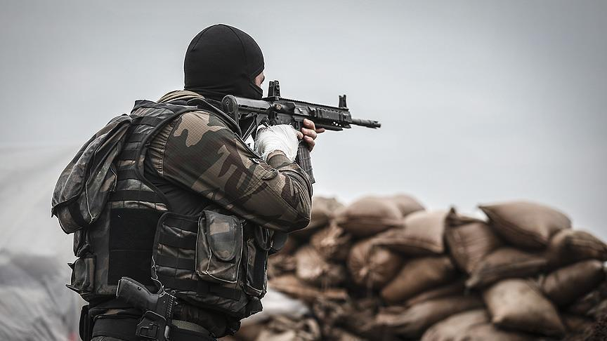 Hakkari'de bir terörist etkisiz hale getirildi