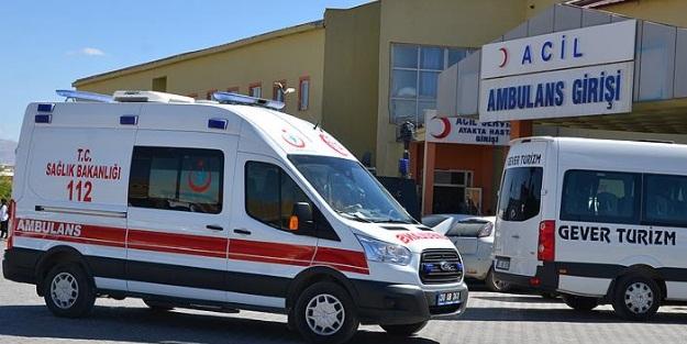 Hakkari'de mayına basan 4 asker yaralandı