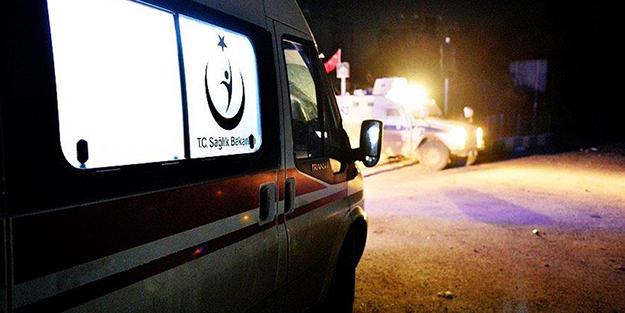 Hakkari'de terör saldırısı: 9 polisimiz yaralı