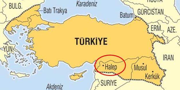 Halep Türkiye'ye bağlanacak mı?