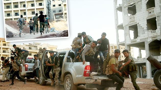 Halep'i Esad'dan kurtarma operasyonu başladı