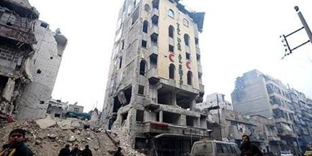 Halep'le bağlantımız kesildi!