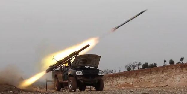 Halep'te saldırıya geçen Esed rejimine karşı operasyon başlatıldı!
