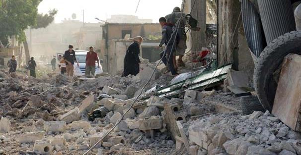 Halep'te yaşanan katliamda ölü sayısı artıyor