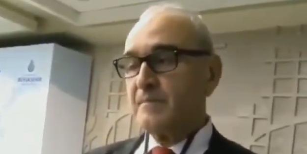 Haliç'teki renk değişikliğini sağlıklı bulan Prof. Cemal Saydam, Kanal İstanbul için bakın ne demiş!