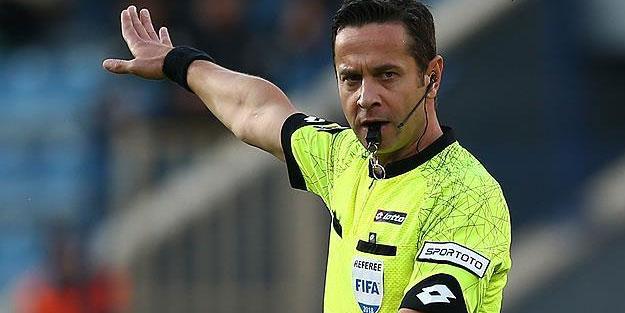 HALİS ÖZKAHYA UEFA AVRUPA LİGİ'NİN HANGİ MAÇI YÖNETECEK?