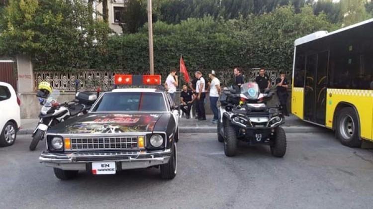 'Halk Özel Harekat' otomobilini Harran'a verecek