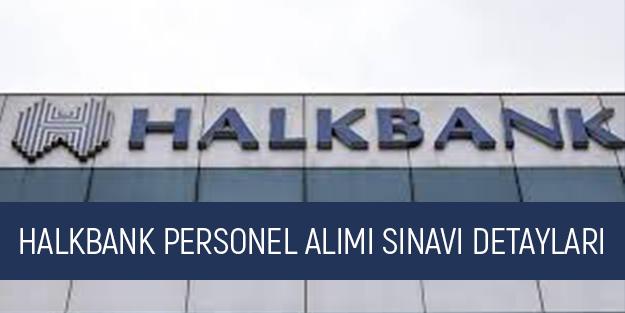 Halkbank personel alımı sınav sonuçları ne zaman açıklanacak 2020?