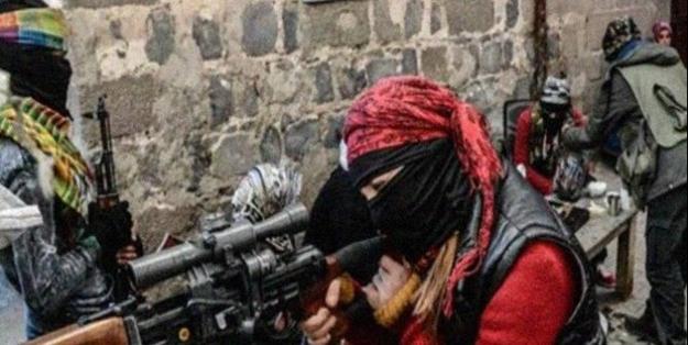 Halktan PKK'ya rest!