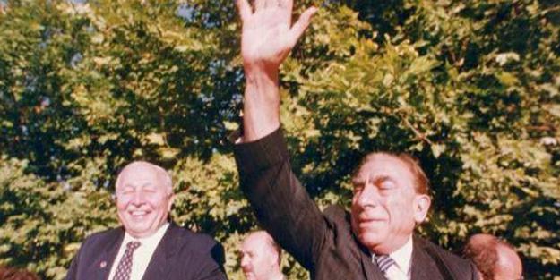 Halt ettin Bay Kemal! Türkeş yaşasaydı...