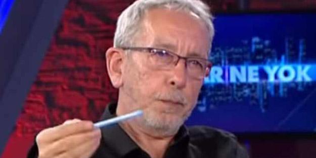 Haluk Özdil'den ezber bozan sözler: O isim tek tuşla insanları öldürecek