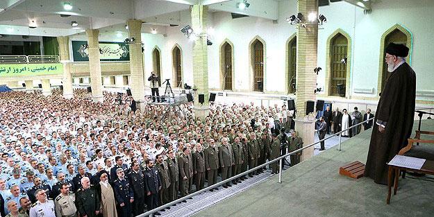Hamaney'den orduya 'kapasiteyi artırın' talimatı